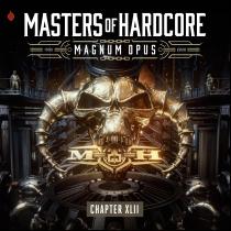 MASTERS OF HARDCORE - MAGNUM OPUS 3 cd