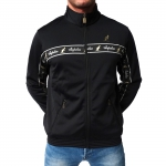 Australian Logo Jacket triacetaat Black