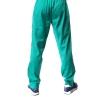 Australian pants triacetat mint green/B