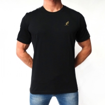 Australian t-shirt jersey Black 'Bies'