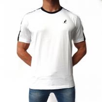 Australian shirt white black bies