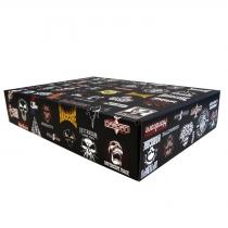 Black Full Color Hardcore Gift package