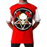 Hardhead shortsleeve - red -