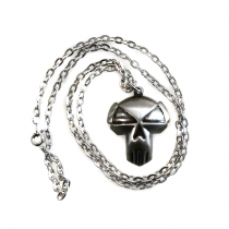 Metal RTC Necklace