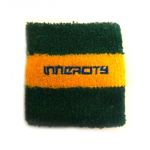 Green/yellow Innercity wristband