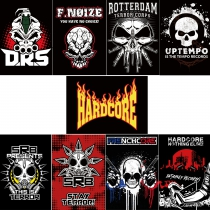 Ultimate Hardcore Poster Pack