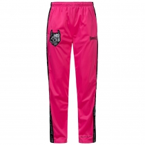 100% Hardcore Pants Branded Pink