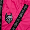 100% Hardcore Pants Branded Pink