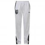 100% Hardcore Pants Branded White