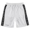 100% Hardcore Short Branded White