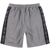 100% Hardcore Short Branded Grey