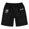 100% Hardcore Short Branded Black