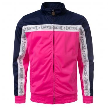 100% Hardcore Jack Authentic Pink/blue