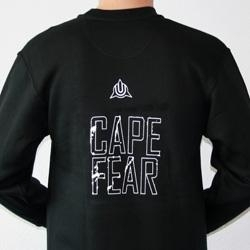 Black Cape Fear sweater