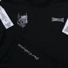 100% Hardcore T Shirt Branded Black