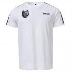 100% Hardcore T Shirt Branded White
