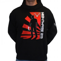 THE NIGHTMARE IN ROTTERDAM 2.0 SILHOUETTE FREDDY K HOODED