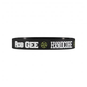 100% Hardcore Rob Gee Natas Wristband