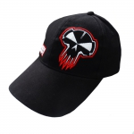 Black RTC cap red allover