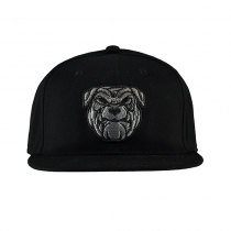 Snapback Cap 'The Bull' 100% Hardcore