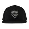 100% Hardcore Snapback Wolf