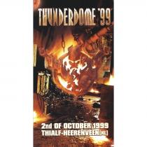 Thunderdome '99 video vhs Thialf party
