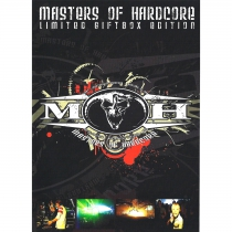 Masters of Hardcore DVD with 3 different parties. SUPER DEAL!