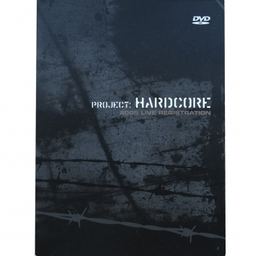 Various Artists - Project hardcore 4th june 2005 - DVD