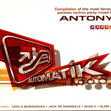Automatik - Mixed by Antony