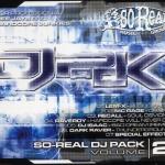 So Real DJ Pack vol. 2 - CD