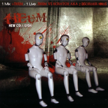Tieum - New collision - 2CD