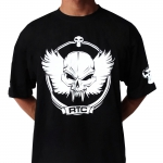 Rotterdam Terror Corps Wings Shortsleeve Black