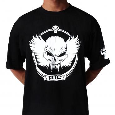 Rotterdam Terror Corps Wings Shortsleeve Black