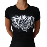Sullen s side black girl shortsleeve