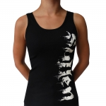 Black Sullen starz beater girl shirt