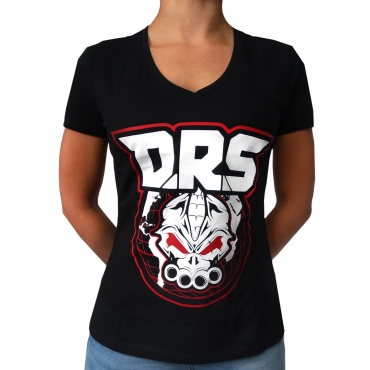 DRS Lady V-Neck WORLD WIDE WARRIORS