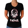 F Noize Lady v neck shirt