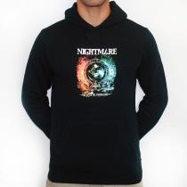 Nightmare re-enter hooded Black
