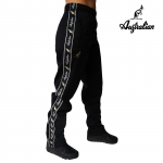 Australian pants triacetaat black/black