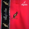 Australian pants triacetaat Fuxia/B
