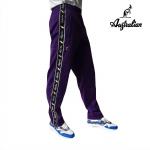 Australian pants triacetaat violet/B