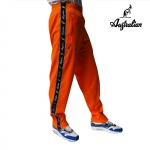 Australian pants triacetaat Orange/B