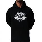 Black RTC 'gun' hooded