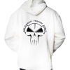 RTC Stitched Hooded - White