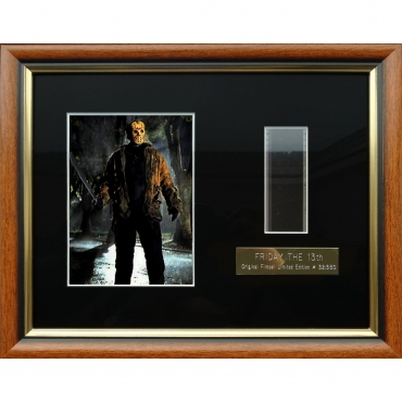 Film cell - Friday the 13th