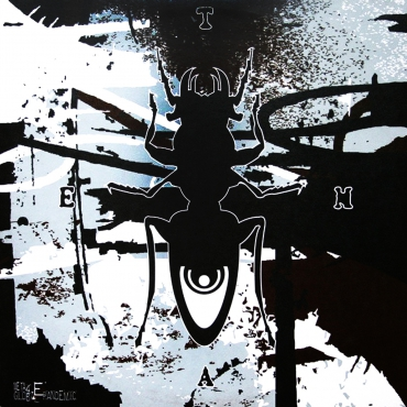 Various Artists - Global pandemic (3 x 12'')