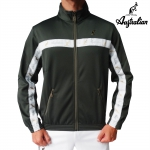Australian Logo Jacket triacetaat green