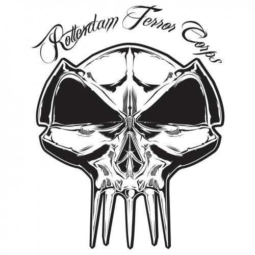 rtc 3d logo stick tekst  rtc3dlogostick  sticker