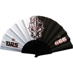 DRS Fan Black White