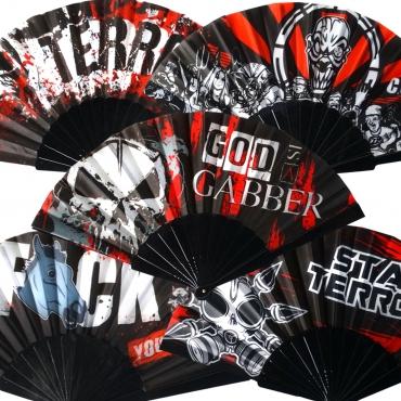 Terror fan pack